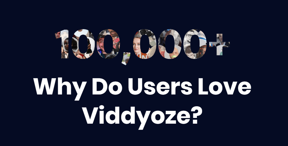 Viddyoze Review 2020: $30 Off For The First Time!